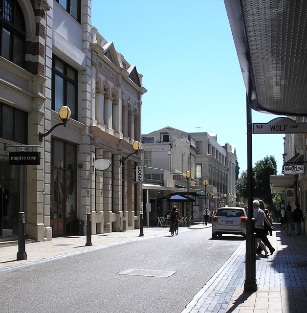 King St, Perth (April 2009)