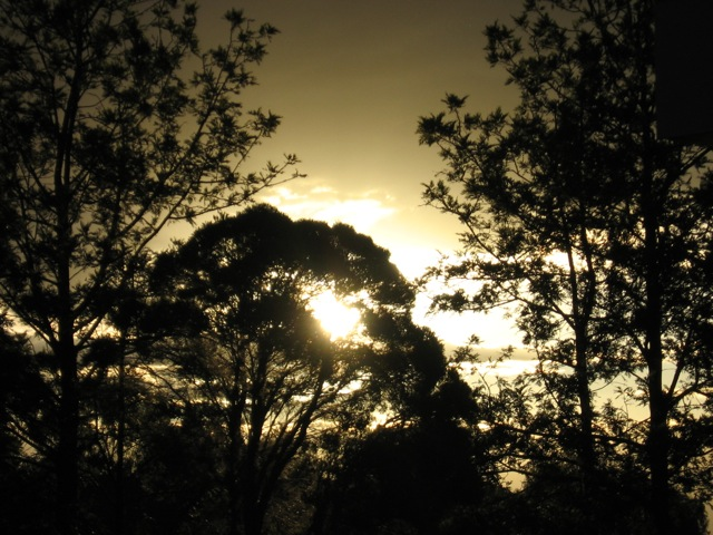 View from Quakers Hill Anglican Church Carpark (May 2007)
