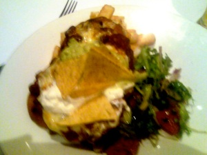 Mexican schnitzel