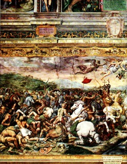 Christendom's Defining Moment (Raphael's <em>Constantine at the Battle of Milvian Bridge</em>)